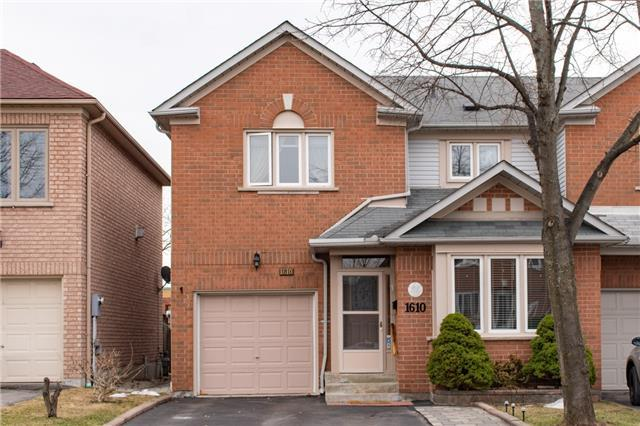 1610 Arcadia Sq, Pickering, ON L1V 6W3 (#E4106422) :: Beg Brothers Real Estate