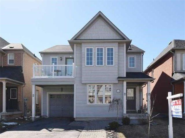 64 Armitage Cres, Ajax, ON L1T 4K9 (#E4106459) :: Beg Brothers Real Estate