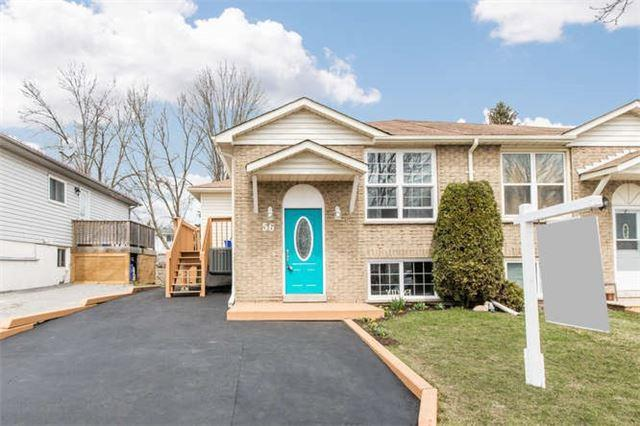 56 John Scott Ave, Clarington, ON L1C 4L1 (#E4106493) :: Beg Brothers Real Estate