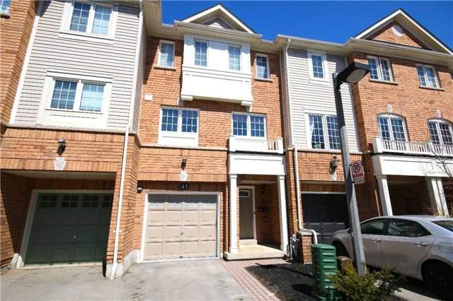 1790 Finch Ave #41, Pickering, ON L1V 0A1 (#E4106530) :: Beg Brothers Real Estate