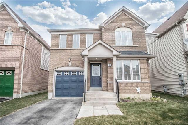 34 Mcnicol Cres, Ajax, ON L1Z 1Y8 (#E4106584) :: Beg Brothers Real Estate