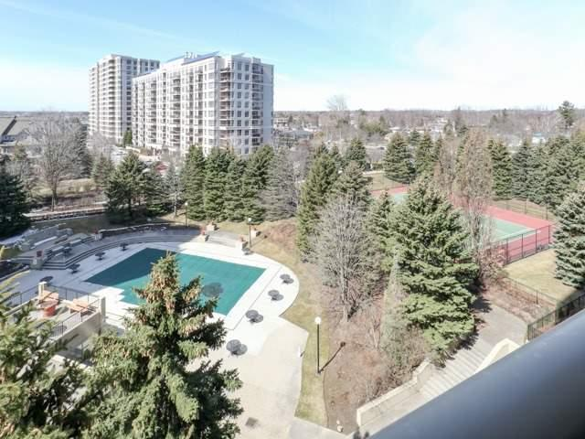 1890 Valley Farm Rd #606, Pickering, ON L1V 6B4 (#E4106585) :: Beg Brothers Real Estate