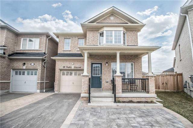 33 Brider Cres, Ajax, ON L1Z 0M3 (#E4106710) :: Beg Brothers Real Estate