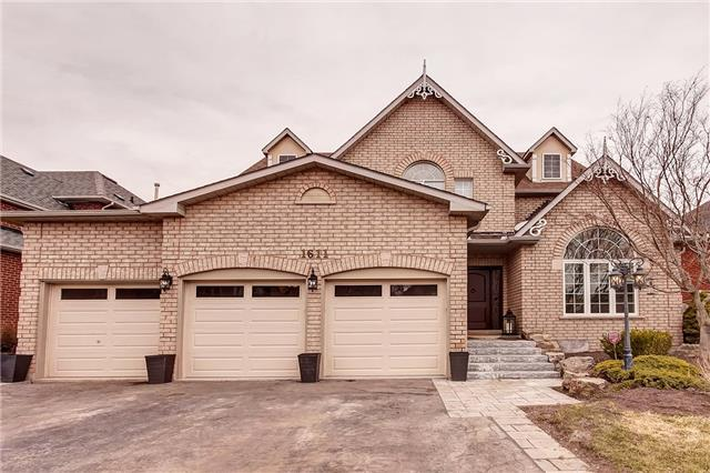 1611 Valley Ridge Cres, Pickering, ON L1V 6S3 (#E4106720) :: Beg Brothers Real Estate