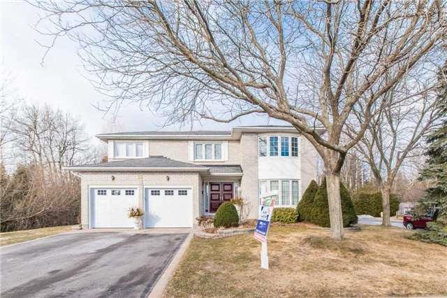 33 Mull Cres, Clarington, ON L1E 2E1 (#E4106777) :: Beg Brothers Real Estate