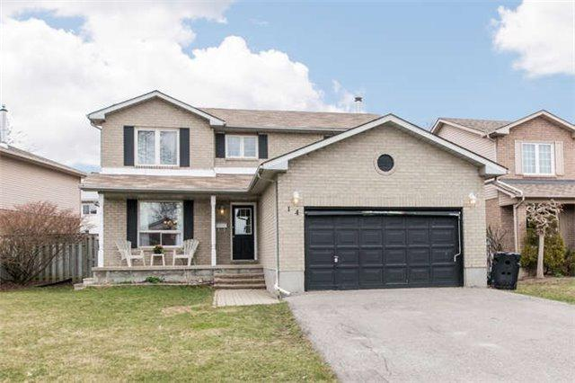 14 Soper Creek Dr, Clarington, ON L1C 4G1 (#E4107015) :: Beg Brothers Real Estate
