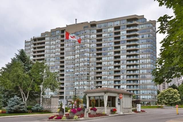 1880 Valley Farm Rd #917, Pickering, ON L1V 6B3 (#E4107035) :: Beg Brothers Real Estate