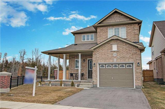 39 Niddery St, Clarington, ON L1E 0H2 (#E4107119) :: Beg Brothers Real Estate