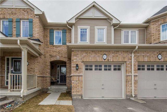 1640 N Grandview St #43, Oshawa, ON L1K 0S7 (#E4107245) :: Beg Brothers Real Estate