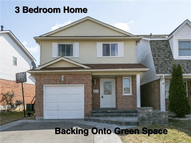 799 Bennett Cres, Oshawa, ON L1K 1T7 (#E4107331) :: Beg Brothers Real Estate