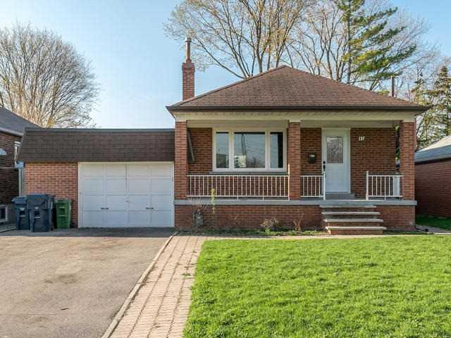 47 Marchington Circ, Toronto, ON M1R 3M6 (#E4124335) :: Beg Brothers Real Estate