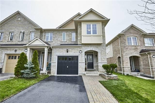 101 Silverwood Circ, Ajax, ON L1Z 0A4 (#E4129350) :: Beg Brothers Real Estate
