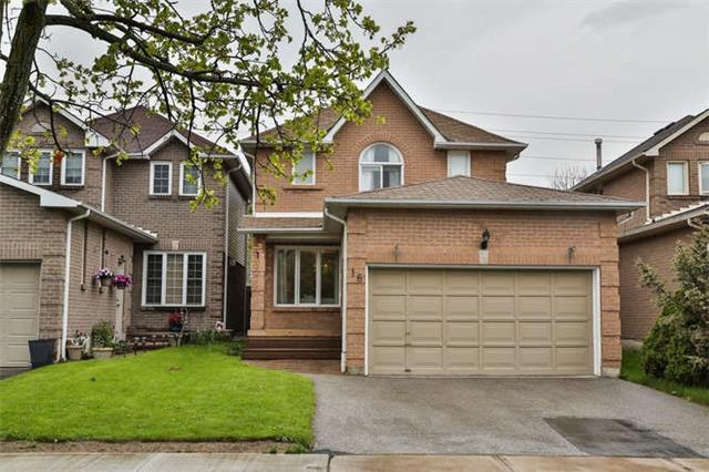 16 Bluebell Cres, Whitby, ON L1P 1L2 (#E4129892) :: Beg Brothers Real Estate