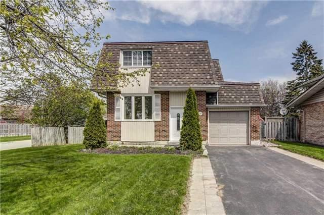169 Michael Blvd, Whitby, ON L1N 5W5 (#E4130075) :: Beg Brothers Real Estate