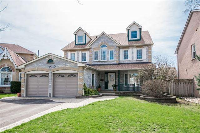 5 New Dominion Crt, Whitby, ON L1P 1L5 (#E4130474) :: Beg Brothers Real Estate