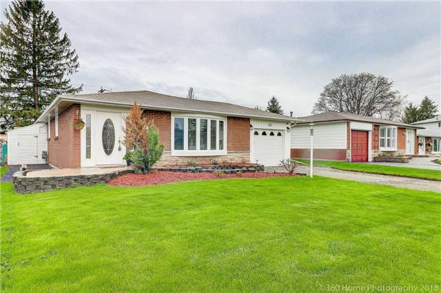 62 Albery Cres, Ajax, ON L1S 2Y3 (#E4131043) :: Beg Brothers Real Estate