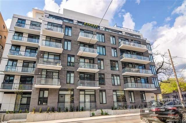 630 Kingston Rd #407, Toronto, ON M4E 0B7 (#E4132263) :: RE/MAX Prime Properties