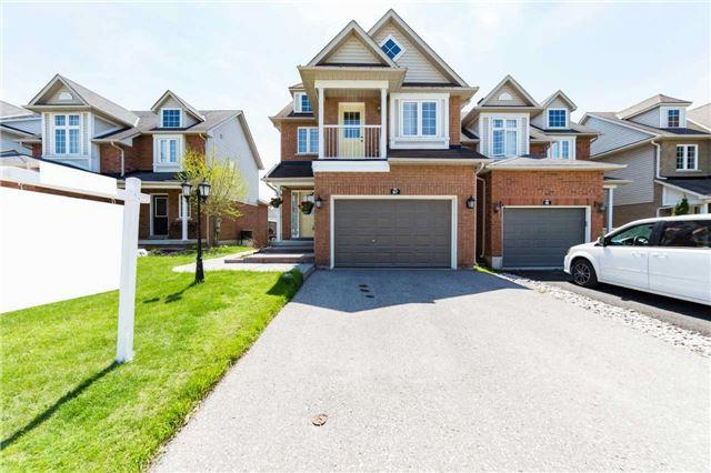 87 Hutton Pl, Clarington, ON L1C 5H5 (#E4132607) :: Beg Brothers Real Estate