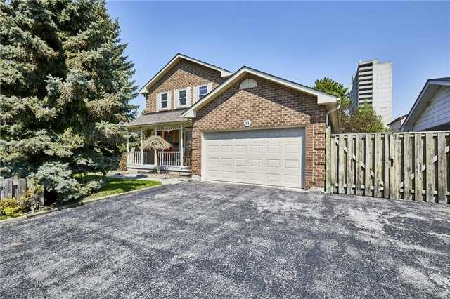 14 Emperor St, Ajax, ON L1S 1M7 (#E4132970) :: Beg Brothers Real Estate