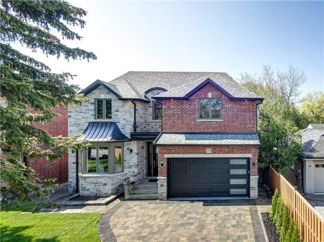 43B Burnview Cres, Toronto, ON M1H 1B4 (#E4133141) :: Beg Brothers Real Estate