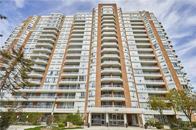 430 Mclevin Ave #803, Toronto, ON M1B 5P1 (#E4133935) :: Beg Brothers Real Estate