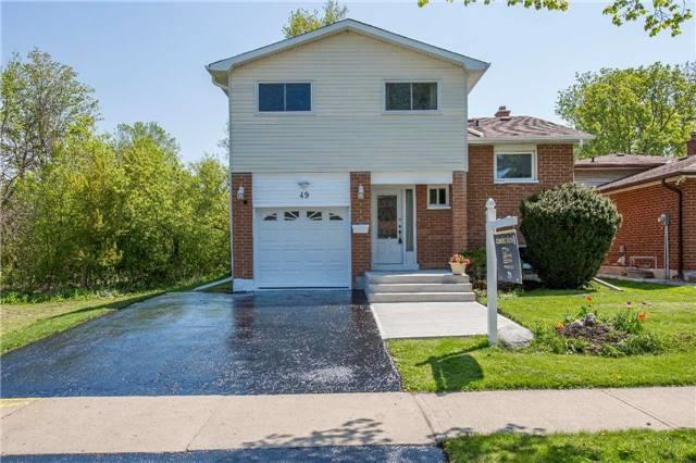 49 Applemore Rd, Toronto, ON M1B 1R7 (#E4134281) :: Beg Brothers Real Estate