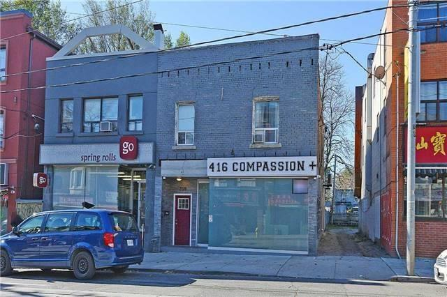 350 Broadview Ave, Toronto, ON M4M 2H1 (#E4134472) :: Beg Brothers Real Estate
