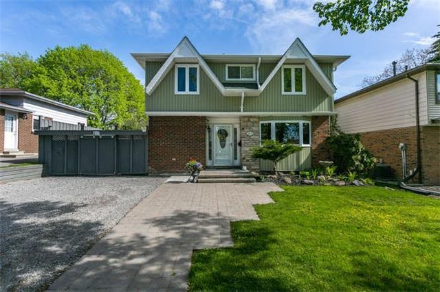 917 Harding St, Whitby, ON L1N 1Y6 (#E4134881) :: Beg Brothers Real Estate