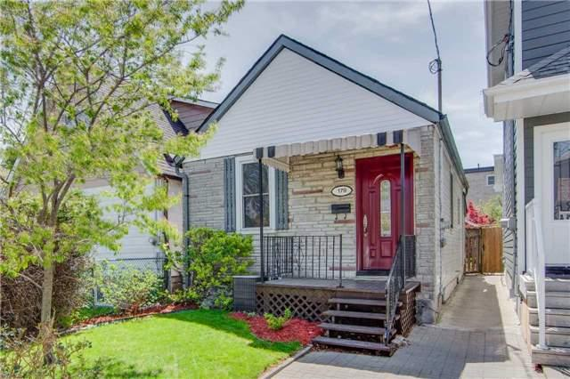 179 Barker Ave, Toronto, ON M4C 2P3 (#E4134894) :: Beg Brothers Real Estate