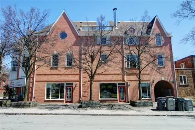 101 Glen Manor Dr #15, Toronto, ON M4E 3V3 (#E4134916) :: RE/MAX Prime Properties