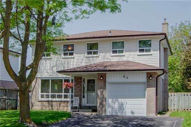 64 Sealstone Terr, Toronto, ON M1E 4J7 (#E4135057) :: Beg Brothers Real Estate