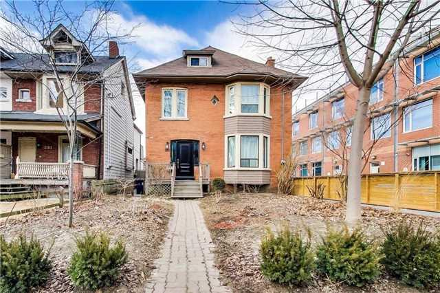 202 Heward Ave, Toronto, ON M4M 2T7 (#E4135102) :: Beg Brothers Real Estate