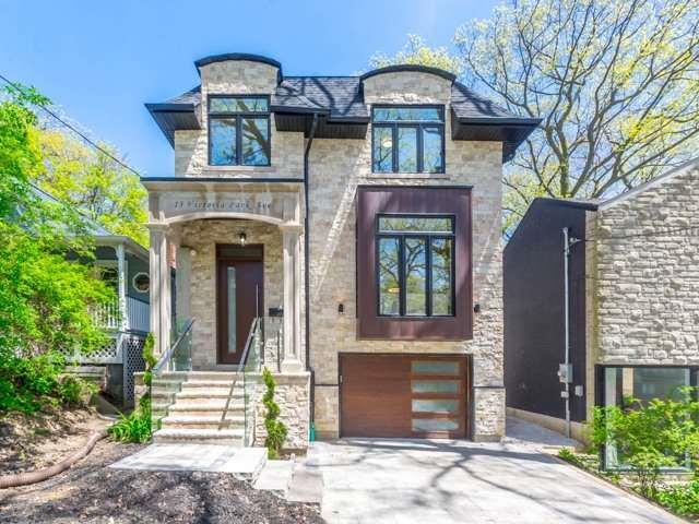 13 Victoria Park Ave, Toronto, ON M4E 3G1 (#E4135108) :: RE/MAX Prime Properties