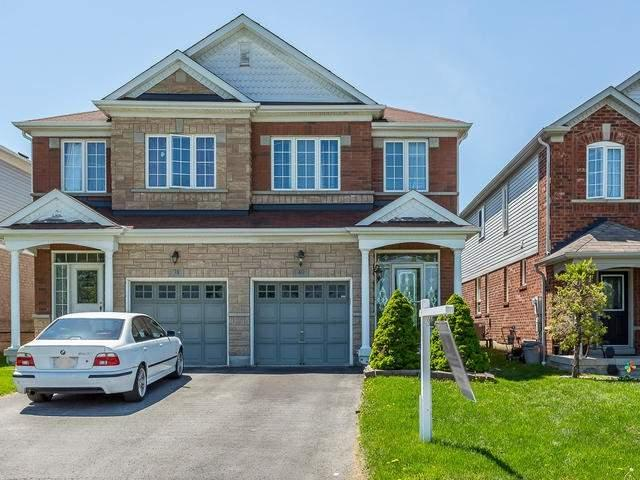 40 Unsworth Cres, Ajax, ON L1T 4X3 (#E4135128) :: Beg Brothers Real Estate