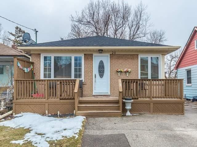 26 Phillip Ave, Toronto, ON M1N 3P9 (#E4135404) :: Beg Brothers Real Estate