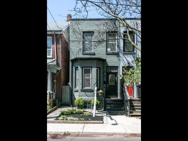 160 Munro St, Toronto, ON M4M 2B9 (#E4135635) :: RE/MAX Prime Properties
