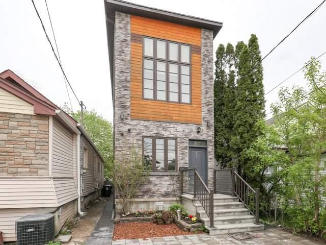 27 Eastdale Ave, Toronto, ON M4C 4Z8 (#E4135745) :: RE/MAX Prime Properties