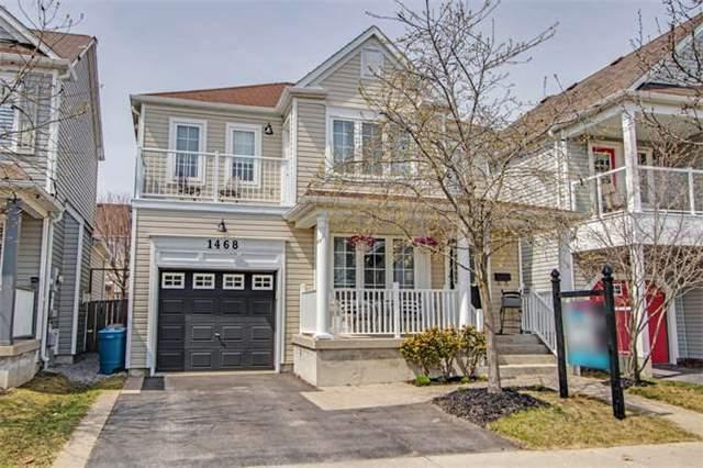 1468 Arborwood Dr, Oshawa, ON L1K 2R2 (#E4138499) :: Beg Brothers Real Estate