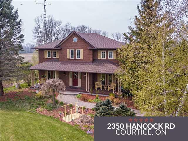 2350 Hancock Rd, Clarington, ON L1E 2M3 (#E4139729) :: Beg Brothers Real Estate