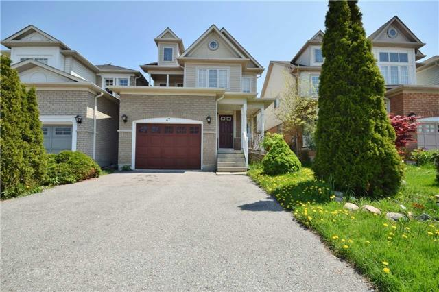 47 Bourbon Pl, Whitby, ON L1R 3C4 (#E4140398) :: Beg Brothers Real Estate