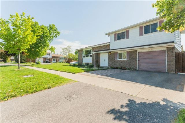 35 Bridley Dr, Toronto, ON M1V 1B1 (#E4141002) :: Beg Brothers Real Estate