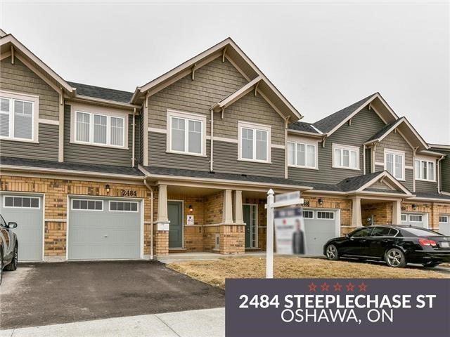 2484 Steeplechase St, Oshawa, ON L1L 0J6 (#E4172345) :: Beg Brothers Real Estate