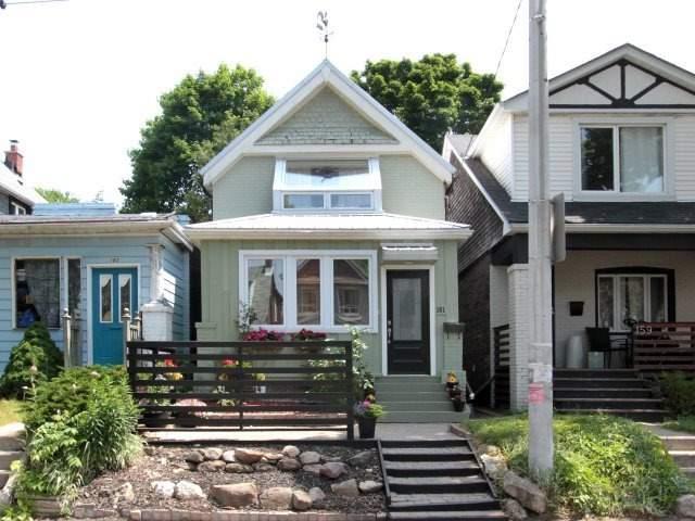 161 Drayton Ave, Toronto, ON M4C 3M1 (#E4172539) :: Beg Brothers Real Estate