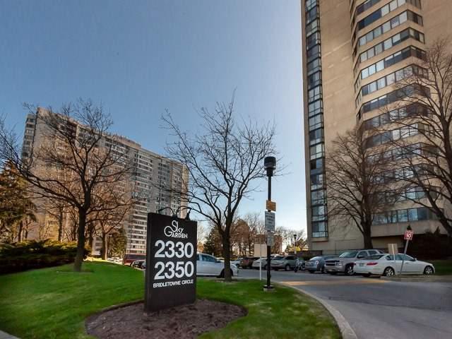 2350 Bridletowne Circ #109, Toronto, ON M1W 3E6 (#E4197793) :: Team Nagpal, REMAX Hallmark Realty Ltd. Brokerage