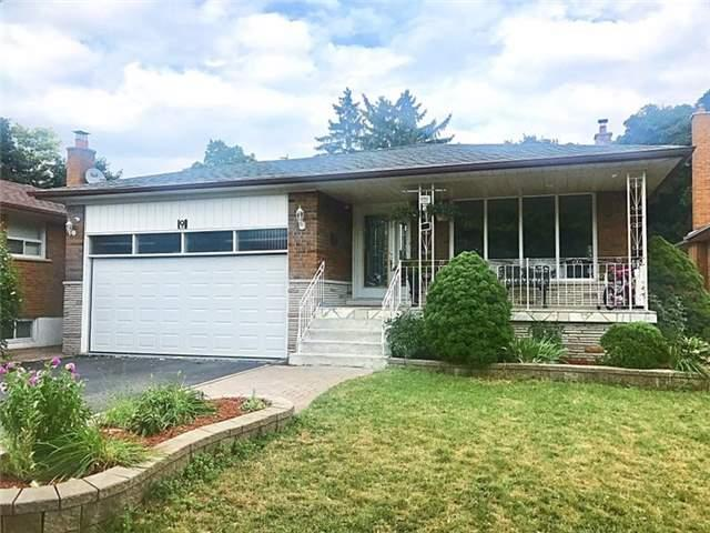 9 Stainforth Dr, Toronto, ON M1S 1L9 (#E4198671) :: Team Nagpal, REMAX Hallmark Realty Ltd. Brokerage