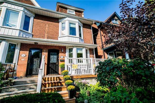 252 Lee Ave, Toronto, ON M4E 2P5 (#E4252559) :: RE/MAX Prime Properties