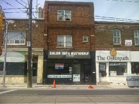 878 Kingston Rd, Toronto, ON M4E 1S3 (#E4386889) :: Jacky Man   Remax Ultimate Realty Inc.