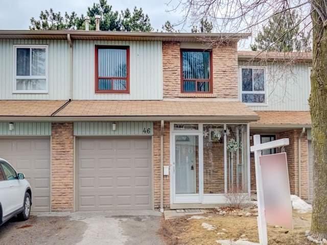 175 Alexmuir Blvd #46, Toronto, ON M1V 1R8 (#E4390969) :: Jacky Man | Remax Ultimate Realty Inc.