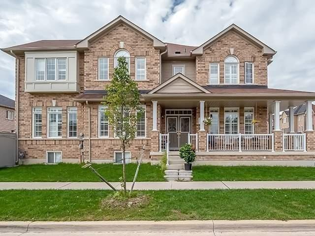 1603 Brandy Crt, Pickering, ON L1X 0C8 (#E4415453) :: Jacky Man | Remax Ultimate Realty Inc.