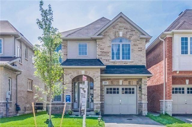 39 Ainley Rd, Ajax, ON L1Z 0S7 (#E4420735) :: Jacky Man | Remax Ultimate Realty Inc.